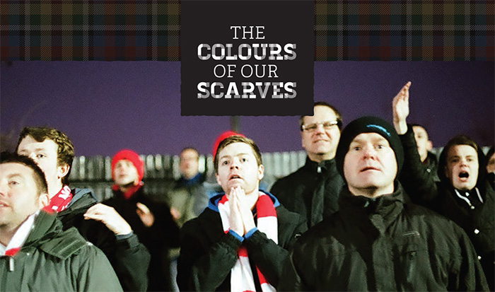 The Colours of our Scarves